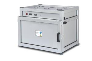 komora UV - II
